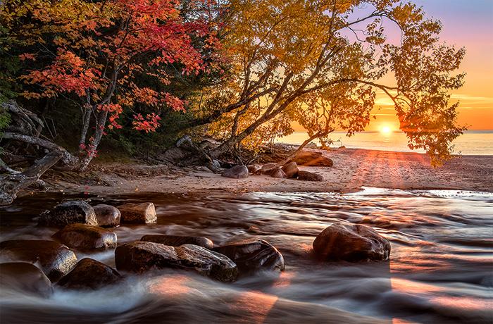 Hurricane-River-Sunset