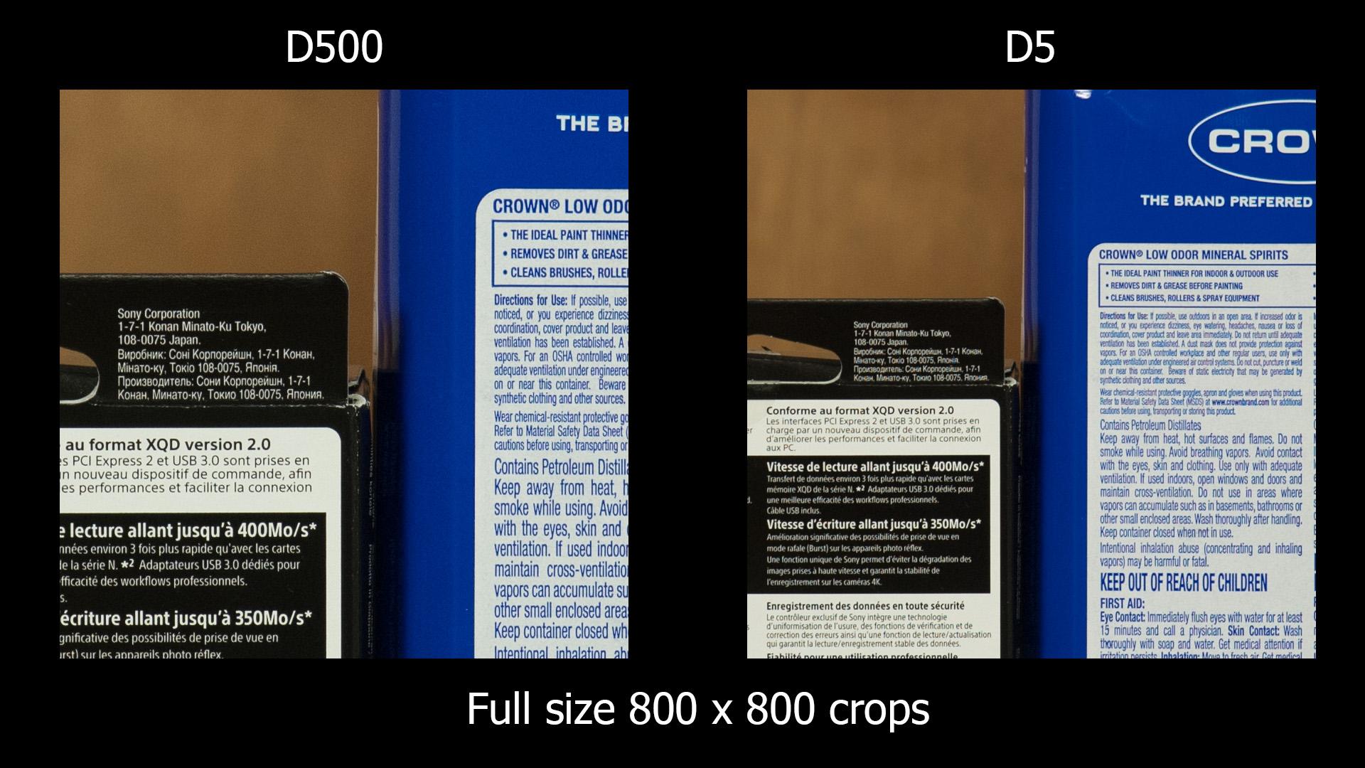 D500 v D5 full size