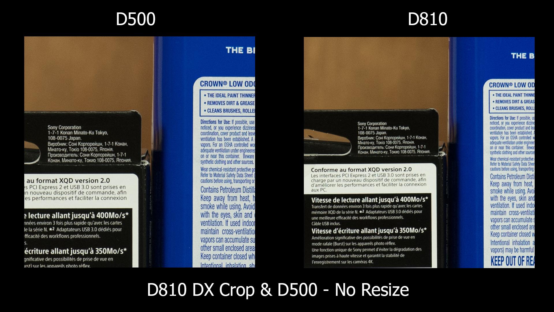 D500 vs D810 (dx) full
