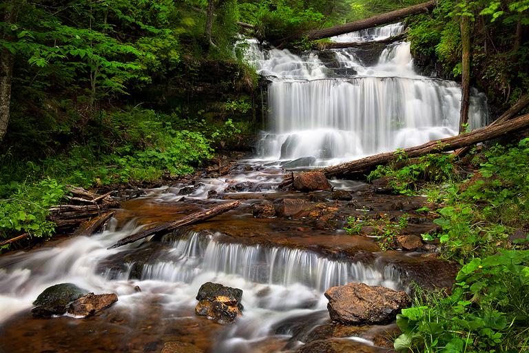 Wagner Falls (38mm, FX)