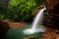 Lower Falls Plunge