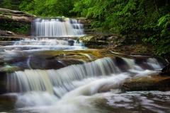 Hocking Hills Falls