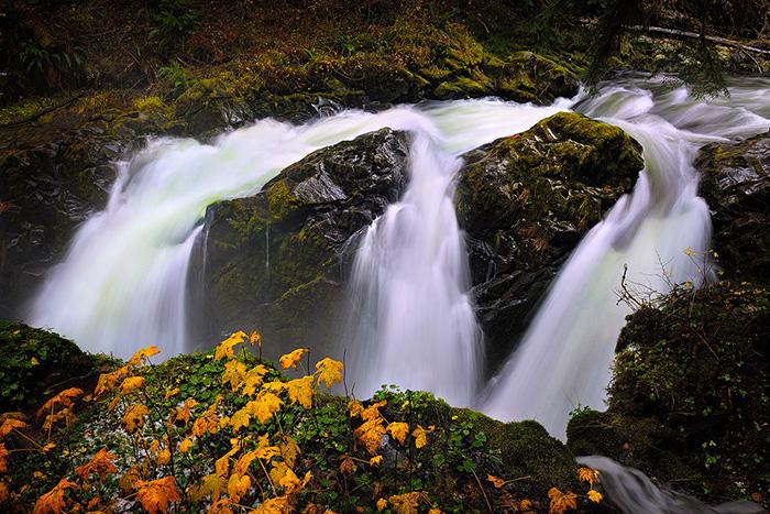 Sol-Duc-Falls