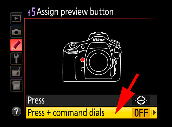 All About Your Camera's Crop Modes