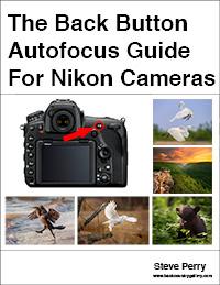 Free Back Button AF Guide For Nikon